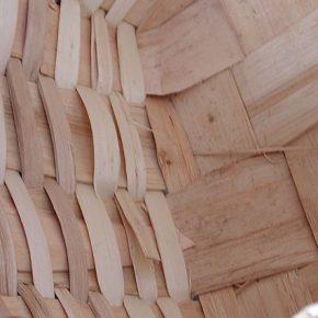 Chestnut basketmaking