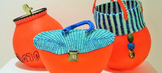 Buoy Baskets/Lois Walpole